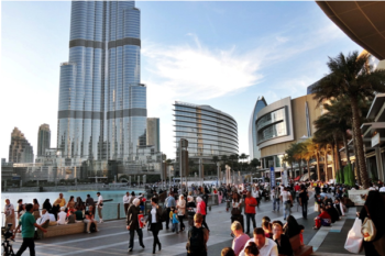 Most Visiting Places in Dubai