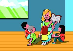 Importance of Stories in a Child's Development
