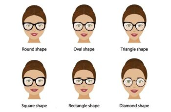 How to Choose the Right Glasses for Each Face Type and Skin