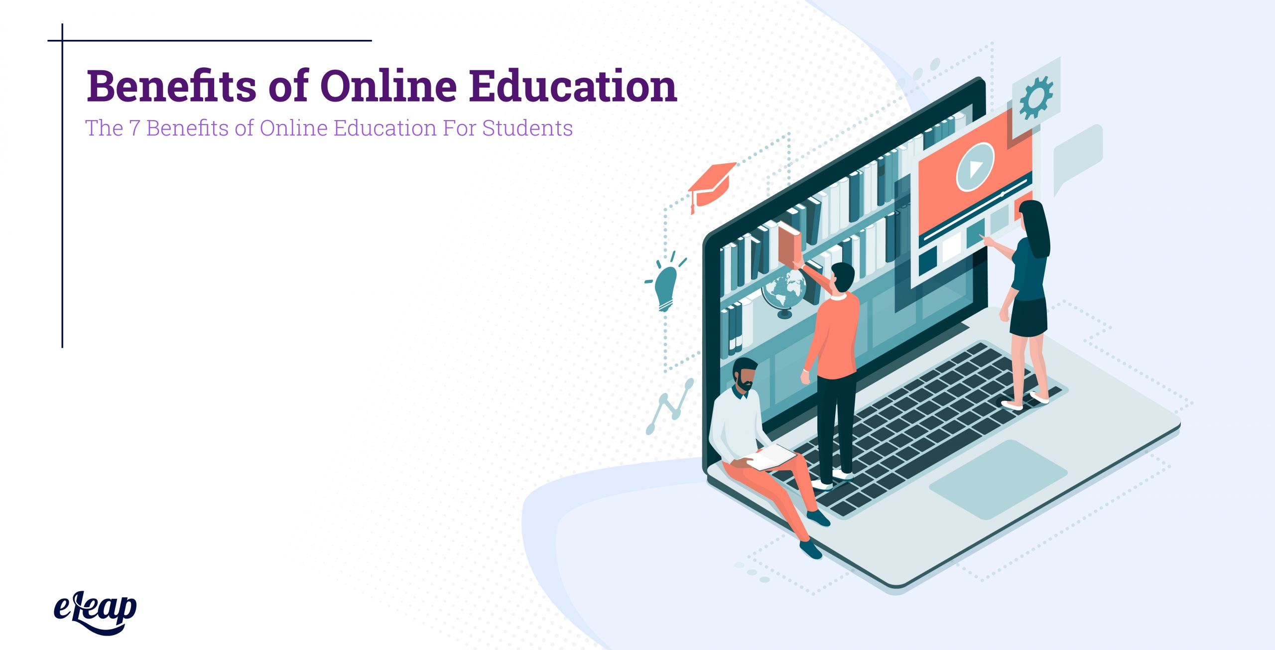Get to Know About The Top 7 Benefits of Online Computer Education