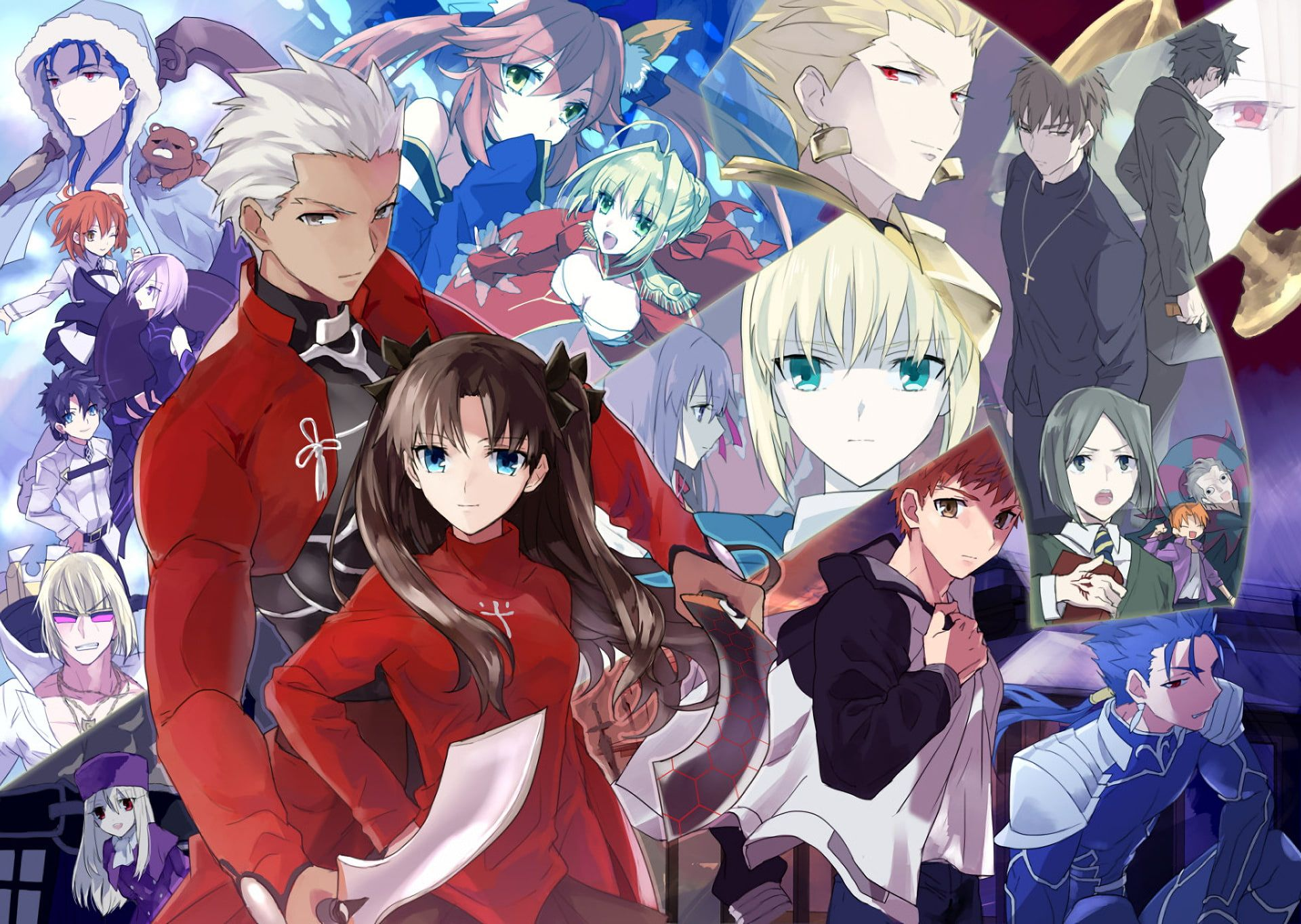How to Watch the Fate Series: A Guide to Navigating the Rocky Waters of Adaptation