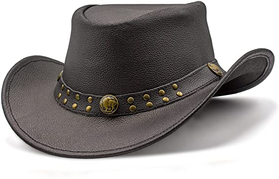 Leather Hat - A Must for Outback Travelers