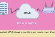 Important MPLS interview questions and how to answer them?