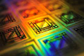 Holographic Foils and Films Enhance Brand Security in the Face of Significant Market Growth