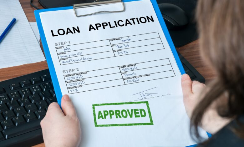 getting a loan for an investment property