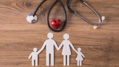 With your first salary gift yourself a health insurance