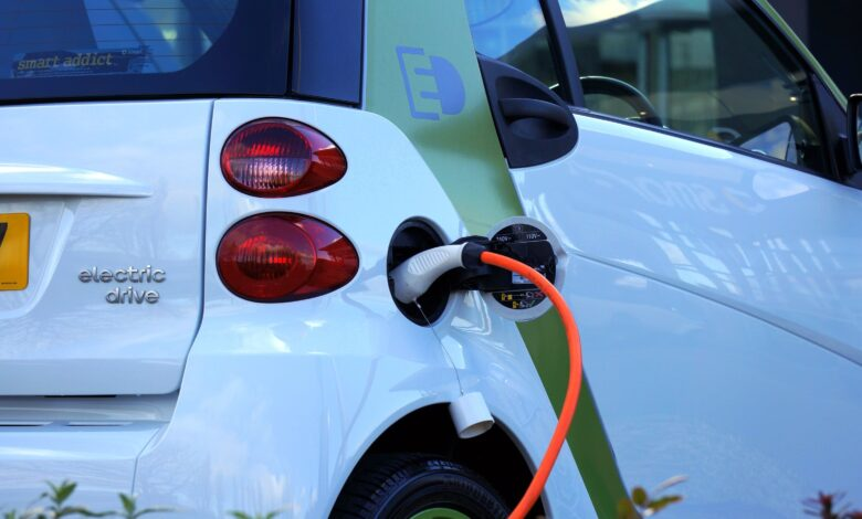 The Business Benefits Of Using Electric Vehicles