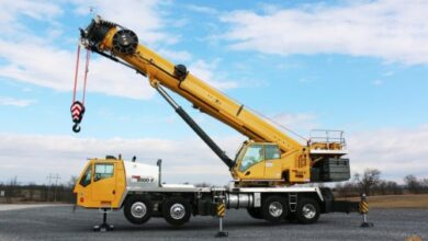The Benefits of Crane Services