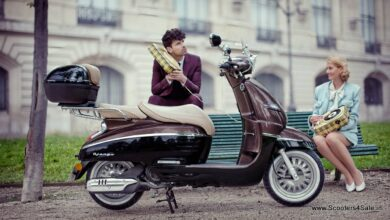 What is the good checklist to be followed by the people while purchasing the secondhand Scooty or scooter?